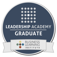 Medium leadership academy badge d4