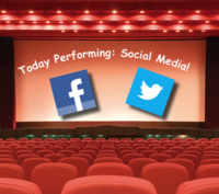 Medium social media theater