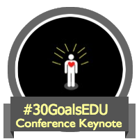 Medium 30 goals conference keynote