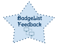 Medium t031 badgelist feedback