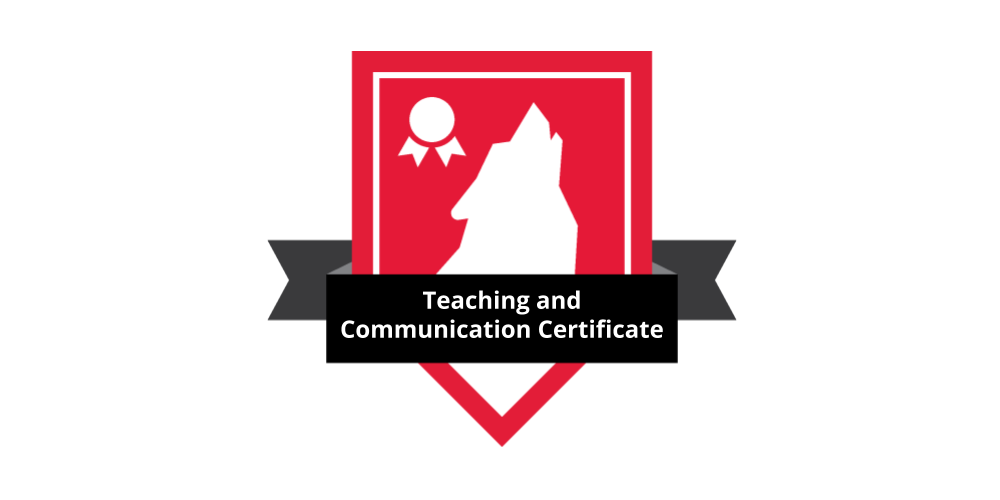 Kathryn Schwaeble Teaching And Communication Certificate Badge List