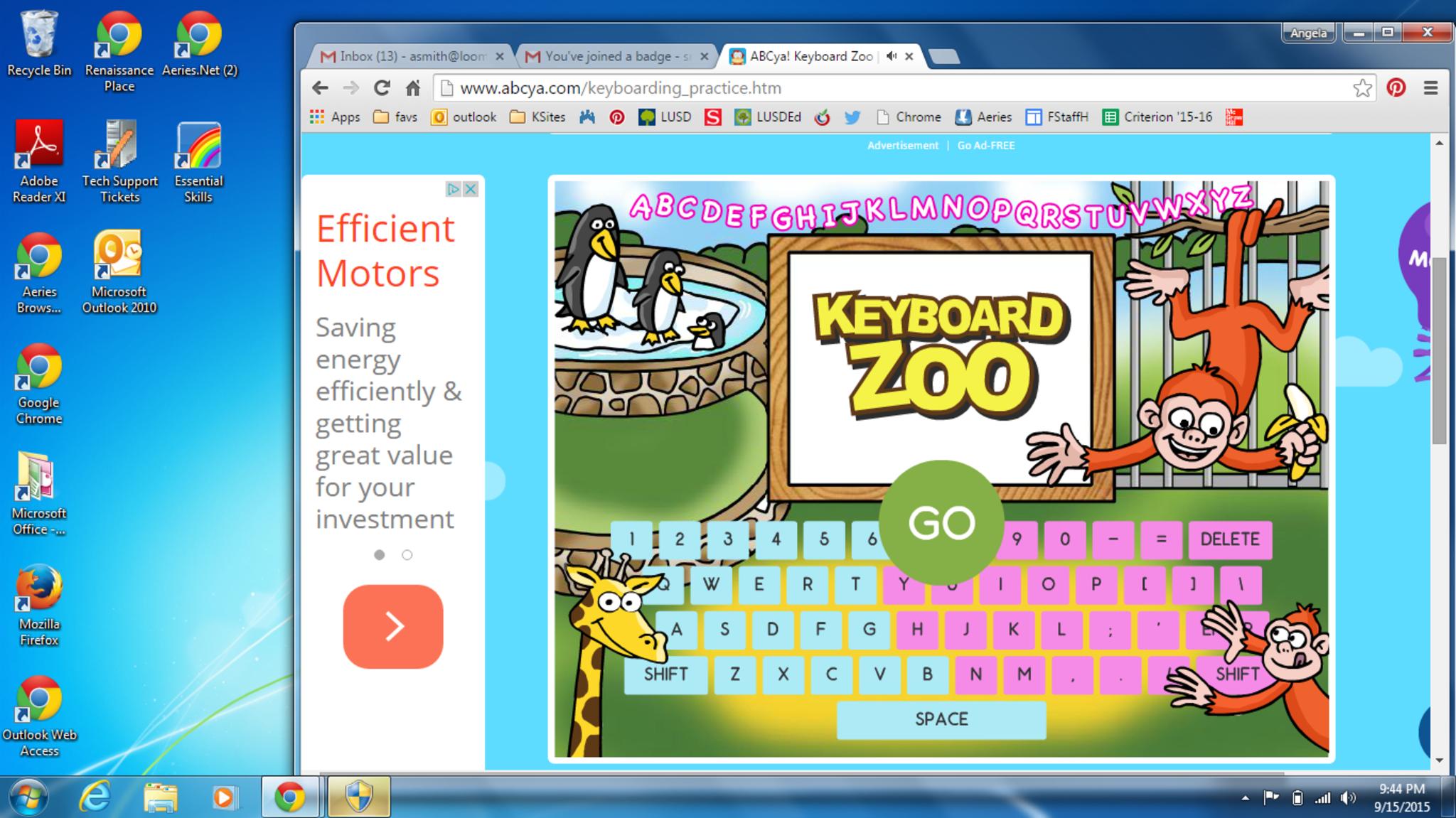 jump key keyboarding game abcya! abcya! - HD2048×1151