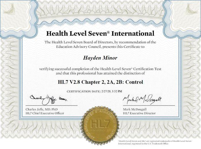 Preview 20200227 hminor v2certification
