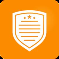 Medium badge list icon