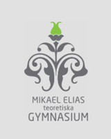 Medium mikael elias gymnasium logo