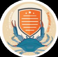 Medium crab 202 20500